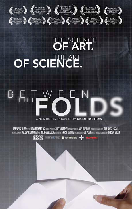 Between the Folds Poster #1