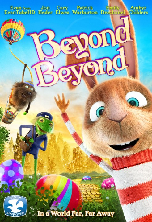 Beyond Beyond Poster #1