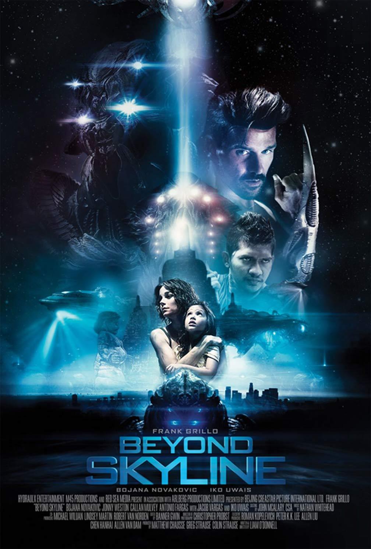 Beyond Skyline Poster #1