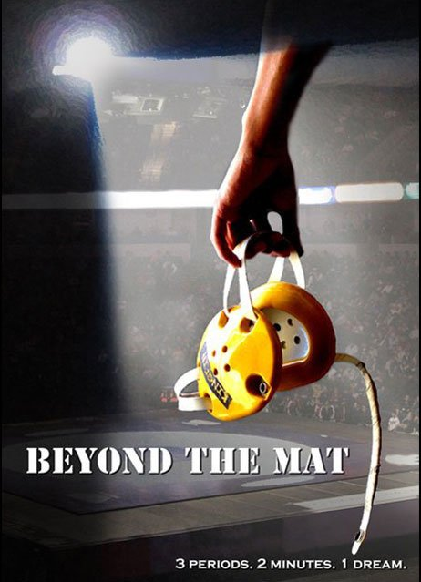 Beyond the Mat Poster #1