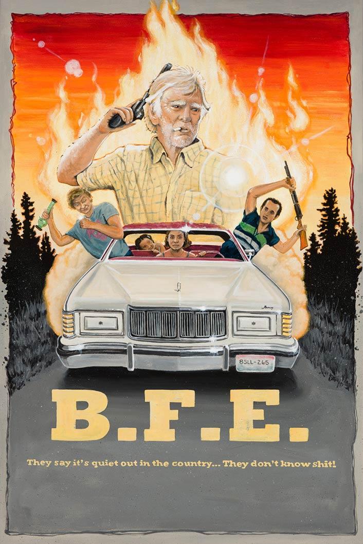 B.F.E. Poster #1