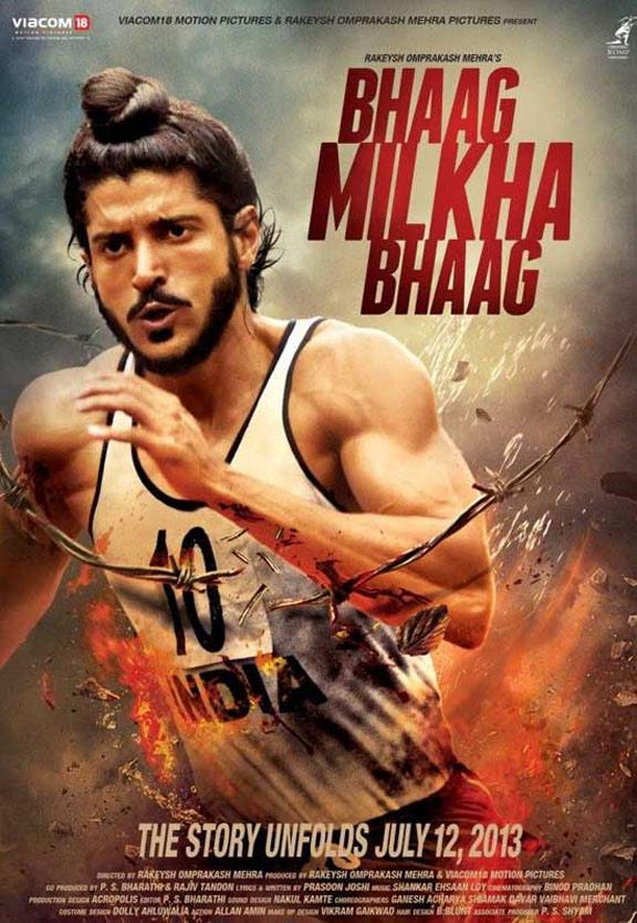 Bhaag Milkha Bhaag Poster #1