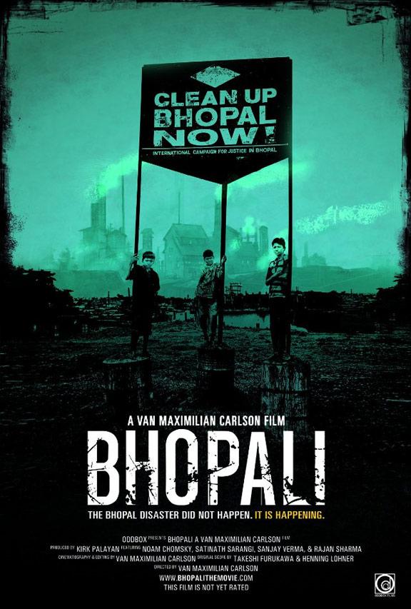 Bhopali Poster #1