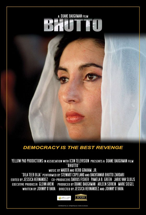 Bhutto Poster #1