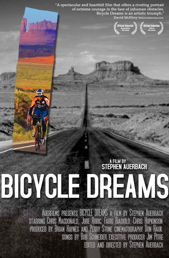 Bicycle Dreams Poster #1