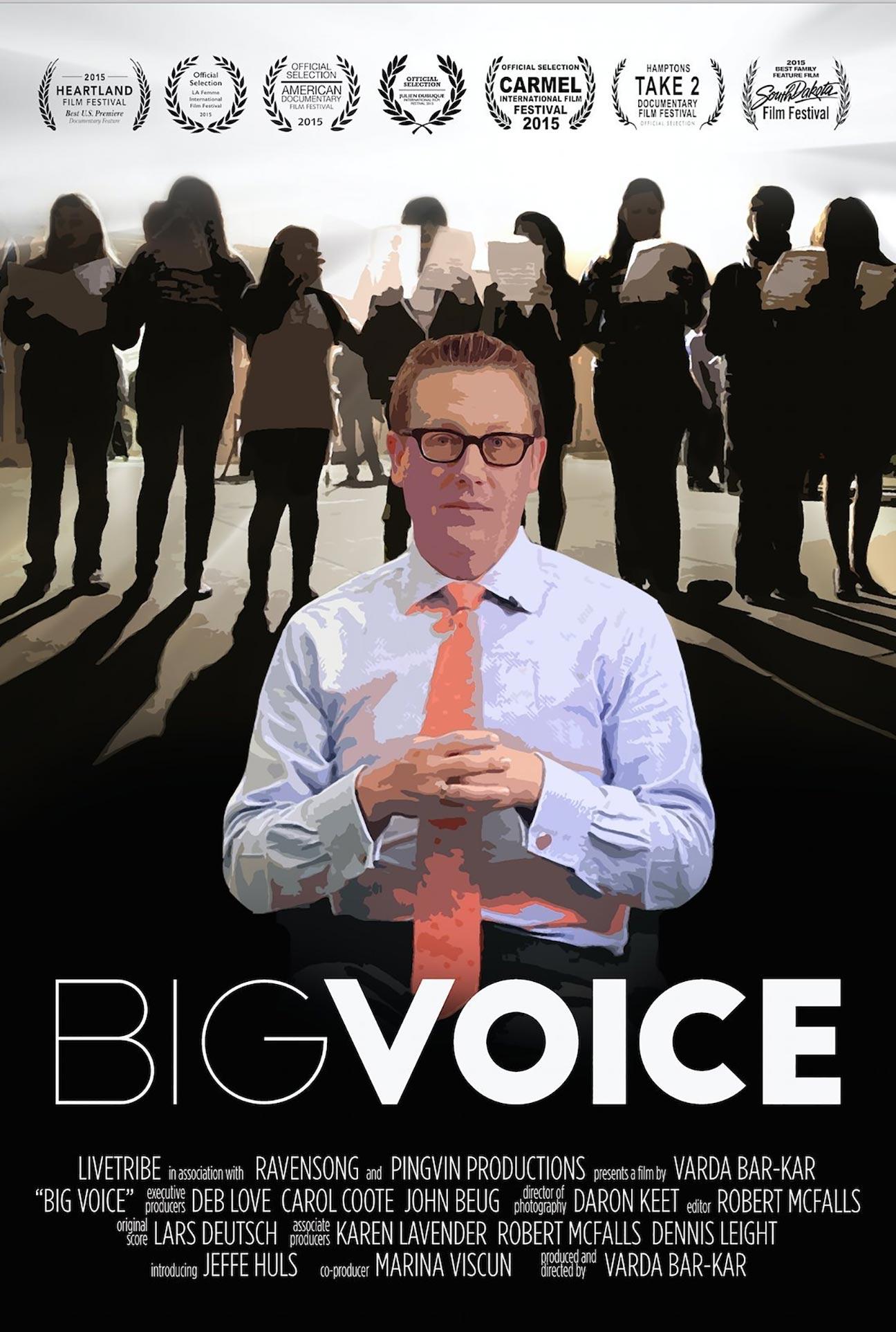 Big Voice Poster #1