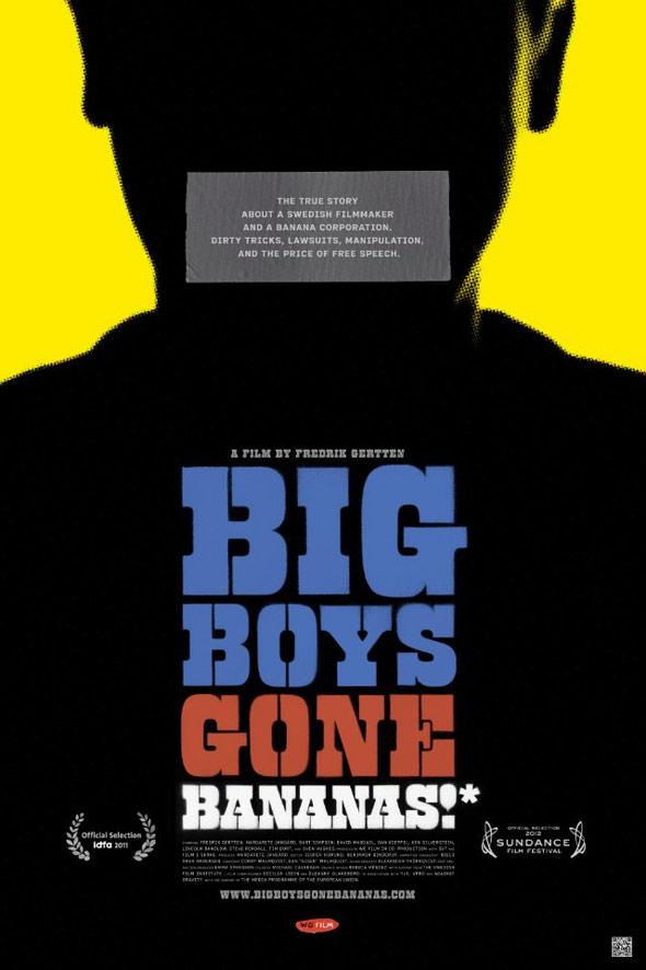 Big Boys Gone Bananas! Poster #1