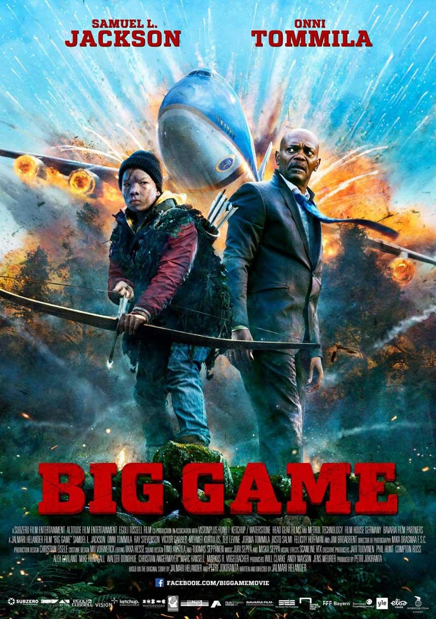 Big Game Poster #1