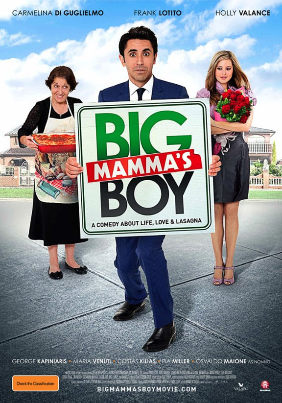 Big Mamma's Boy Poster #1