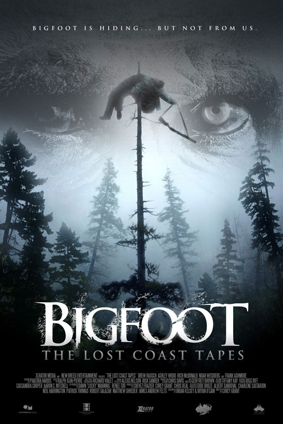 Bigfoot: The Lost Coast Tapes Poster #2