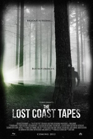 Bigfoot: The Lost Coast Tapes Poster #1