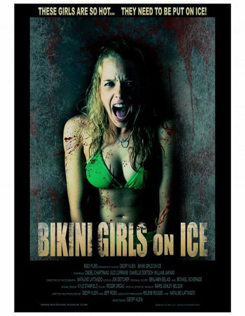 Bikini Girls on Ice Poster #2