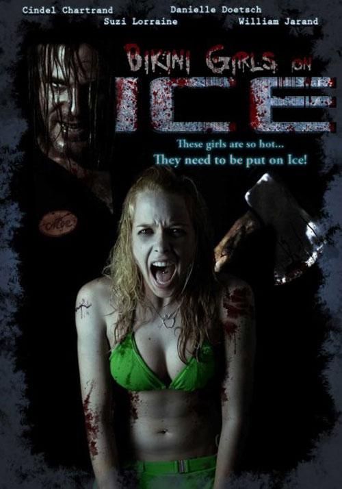 Bikini Girls on Ice Poster #3