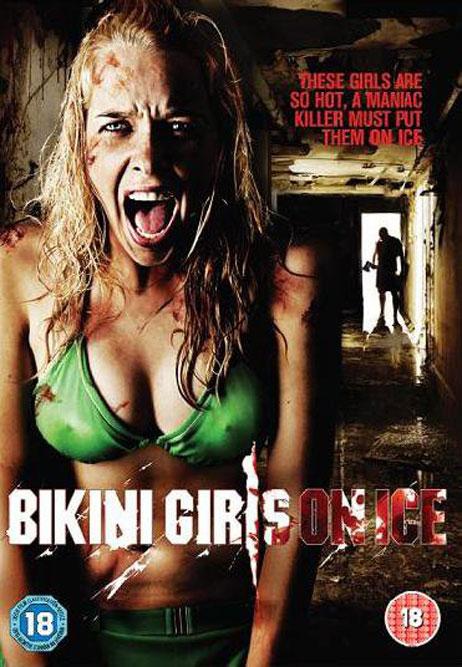 Bikini Girls on Ice Poster #1
