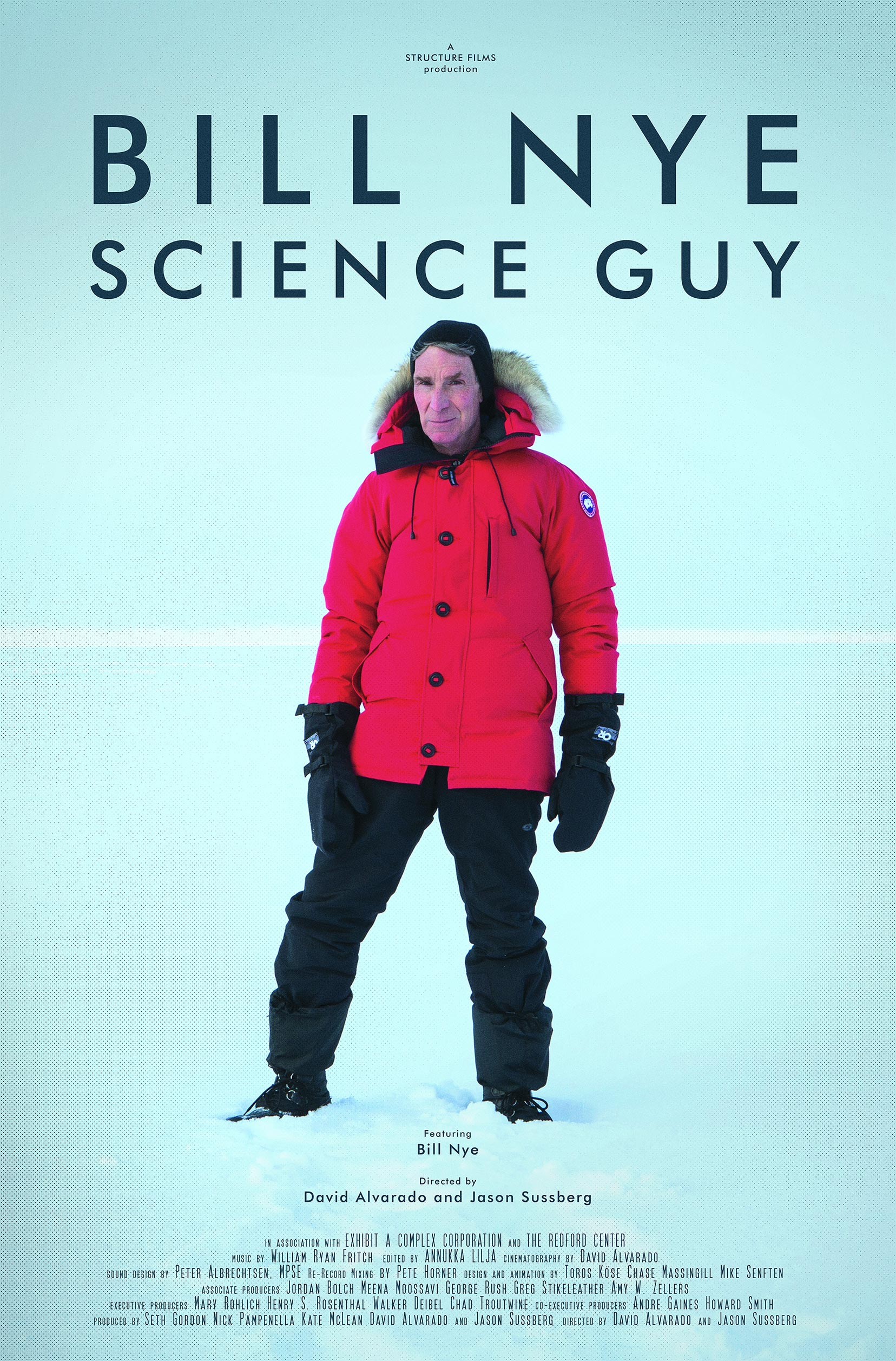 Bill Nye: Science Guy Poster #1