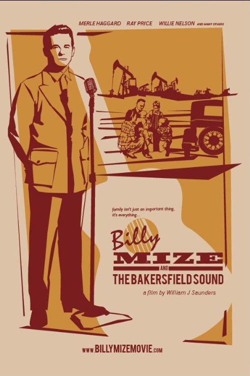 Billy Mize and the Bakersfield Sound Poster #1