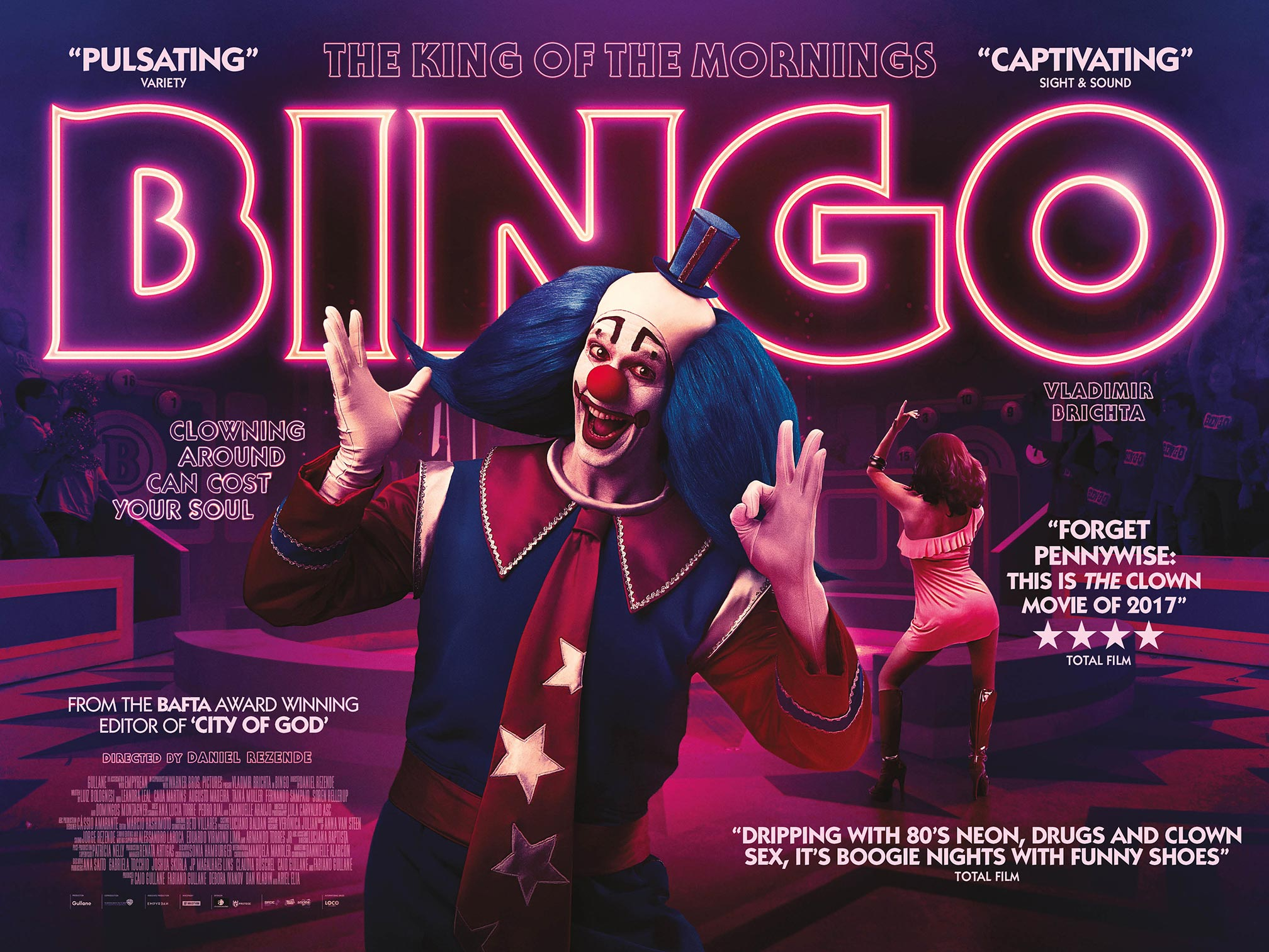 Bingo: The King of the Mornings Poster #1