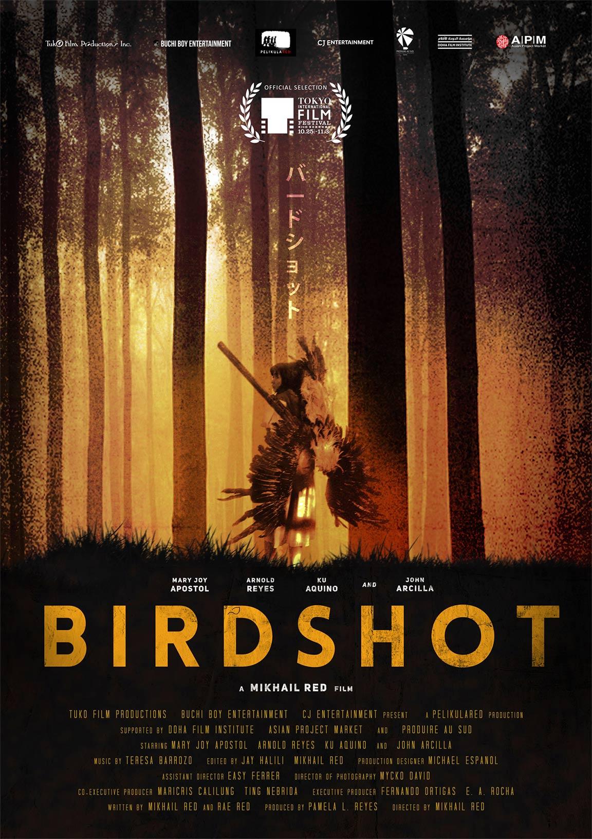 Birdshot Poster #1