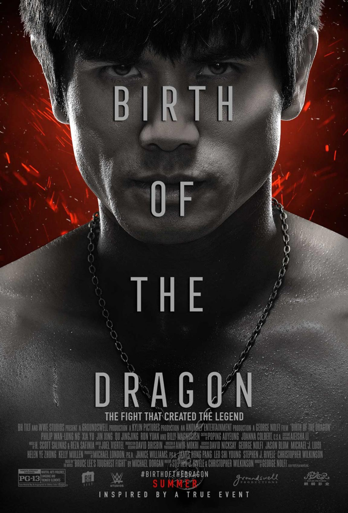 Birth of the Dragon Poster #2
