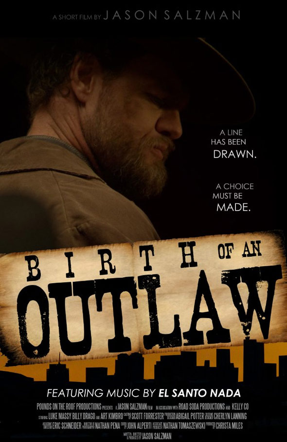 Birth of an Outlaw Poster #1