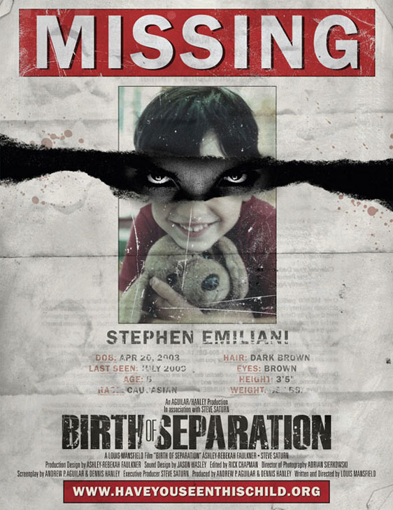 Birth of Separation Poster #2