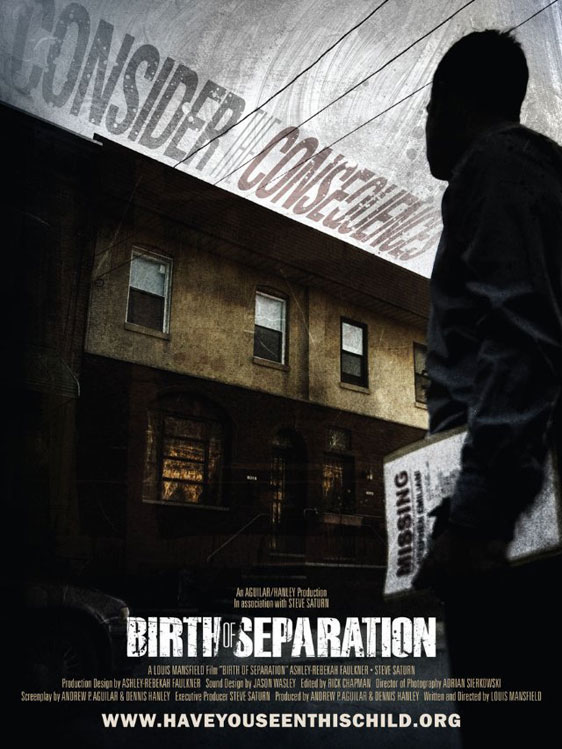 Birth of Separation Poster #1