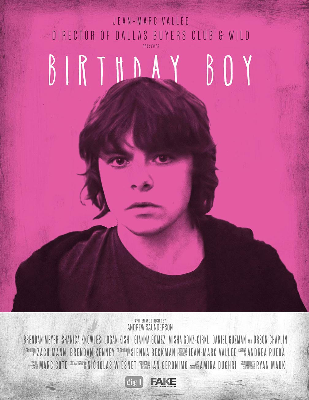 Birthday Boy Poster #1