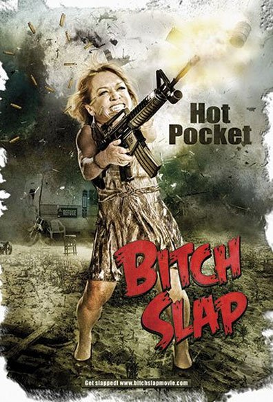Bitch Slap Poster #11