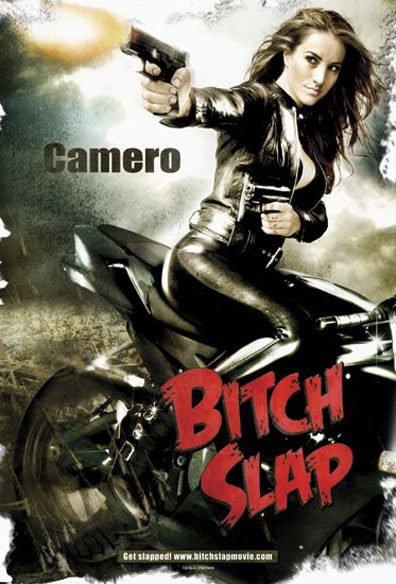 Bitch Slap Poster #3