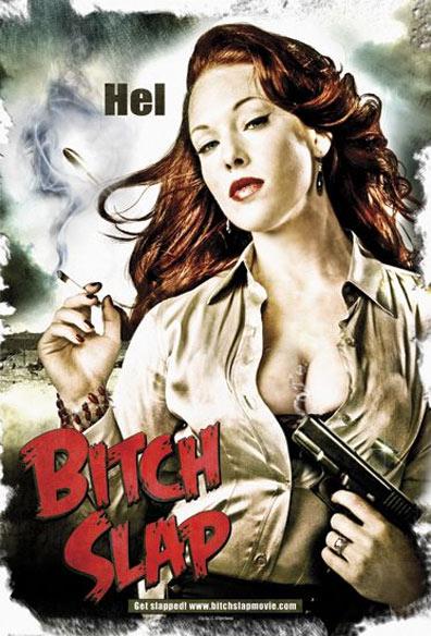 Bitch Slap Poster #4