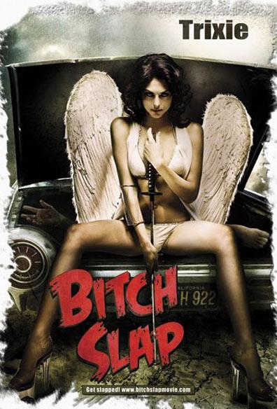 Bitch Slap Poster #5