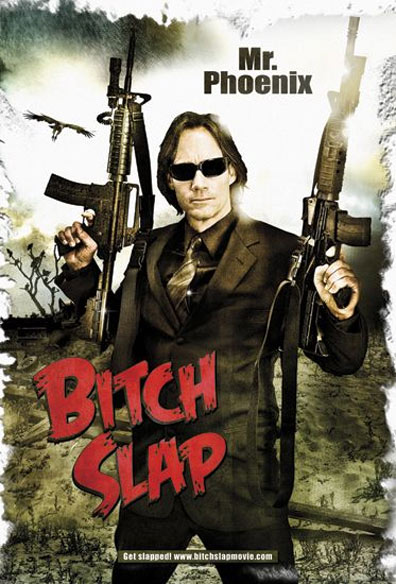 Bitch Slap Poster #9