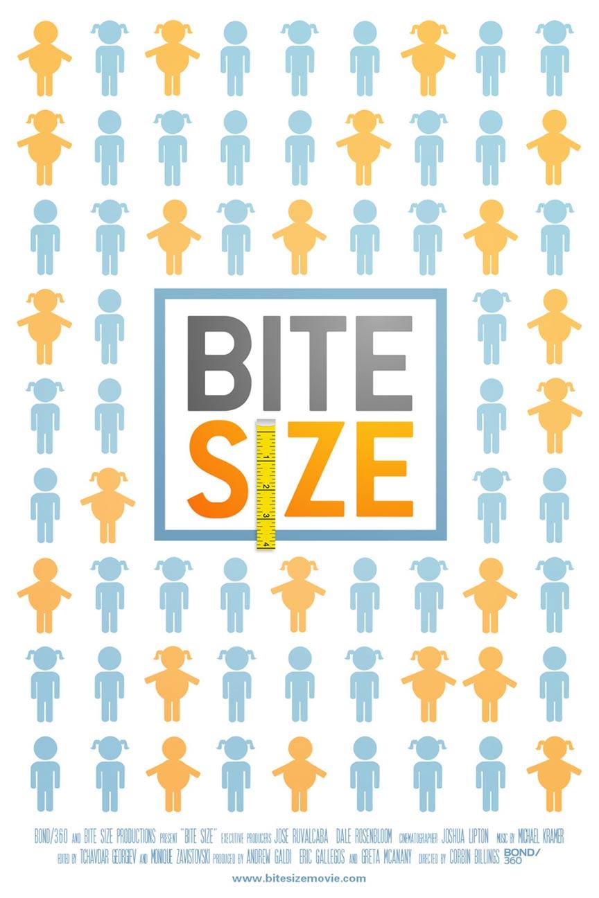Bite Size Poster #1