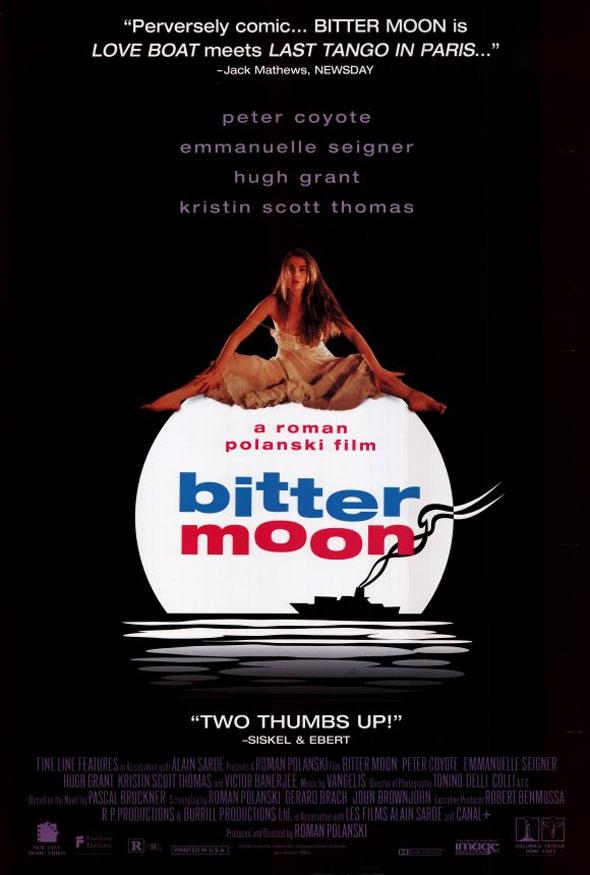 Bitter Moon Poster #1