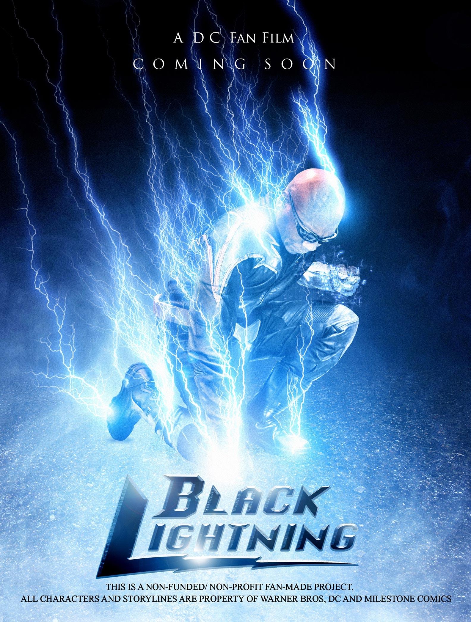 Black Lightning: Tobias's Revenge Poster #1