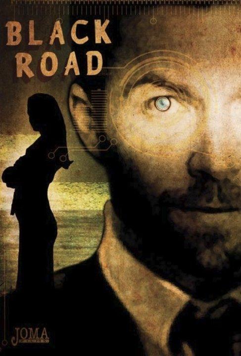 Black Road Poster #1
