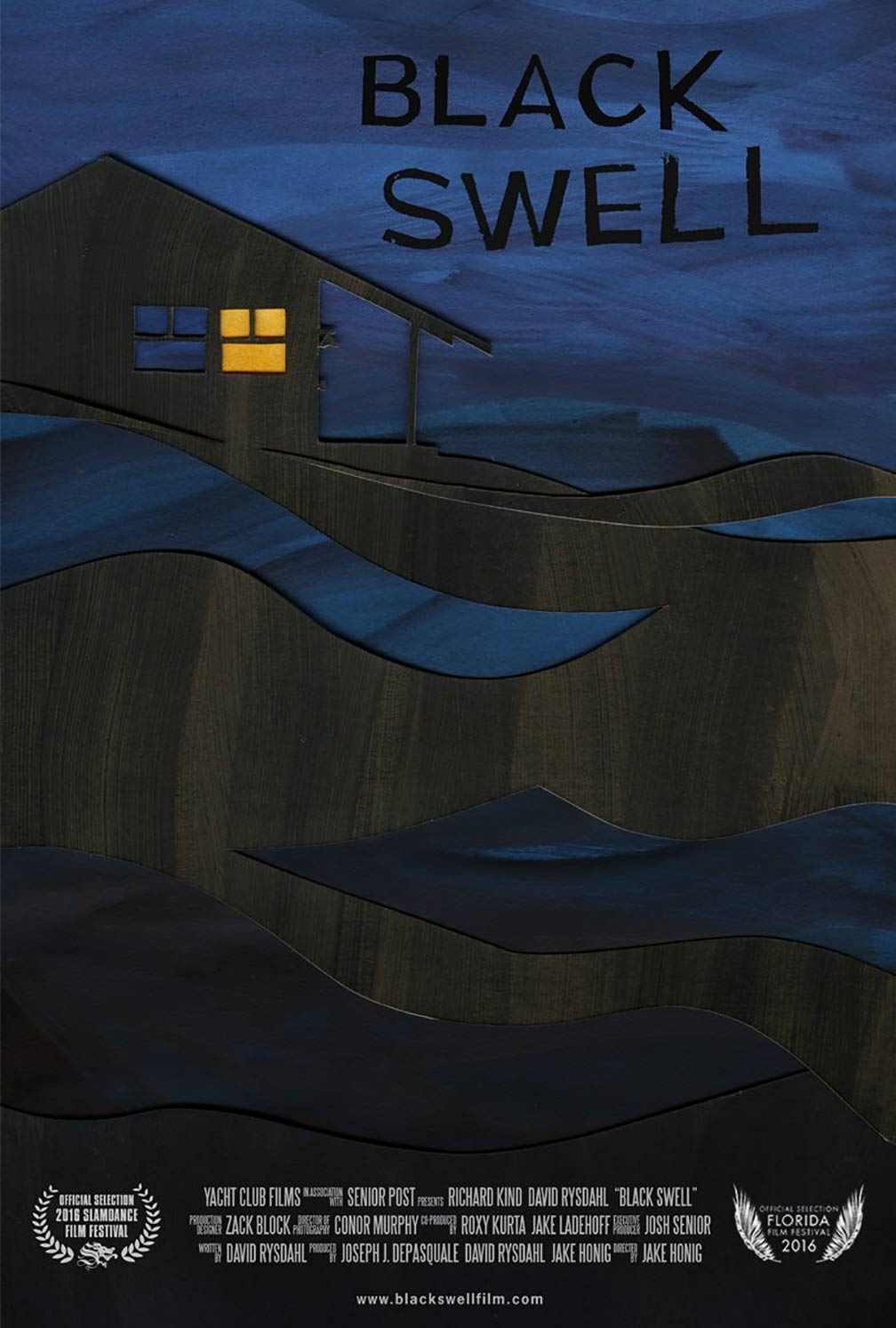 Black Swell Poster #1