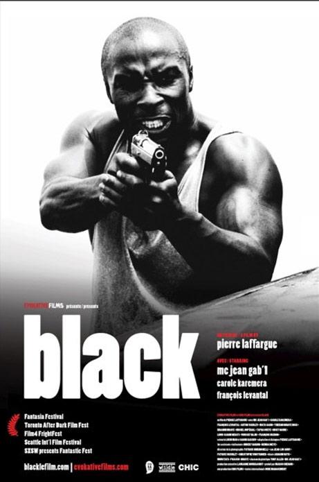 Black Poster #1