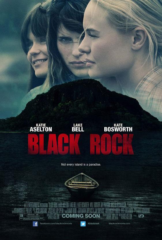 Black Rock Poster #1