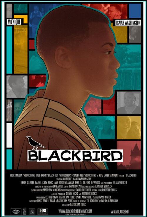 Blackbird Poster #1