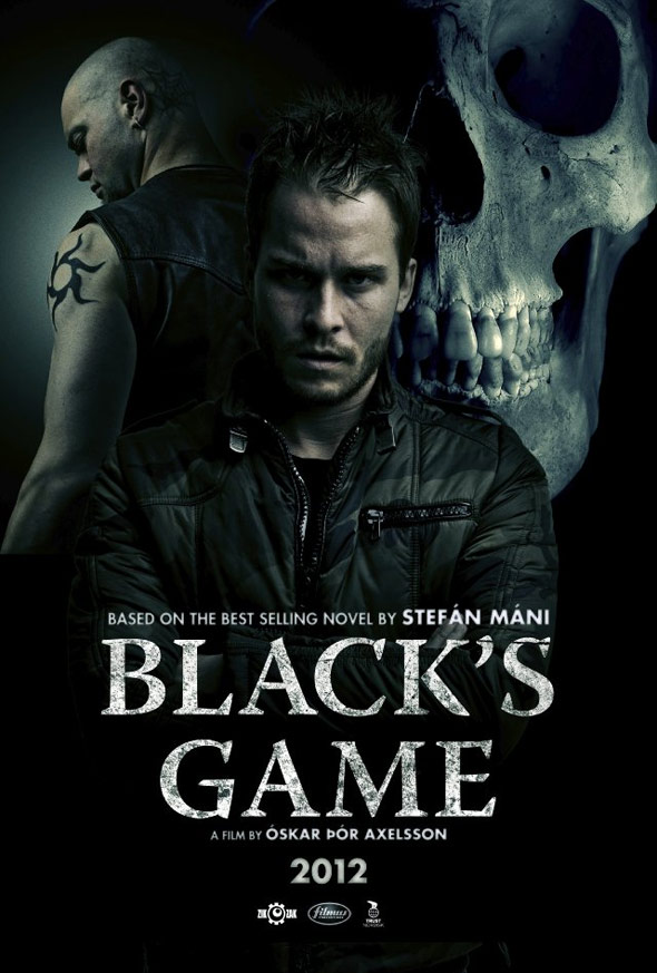 Black's Game Poster #1