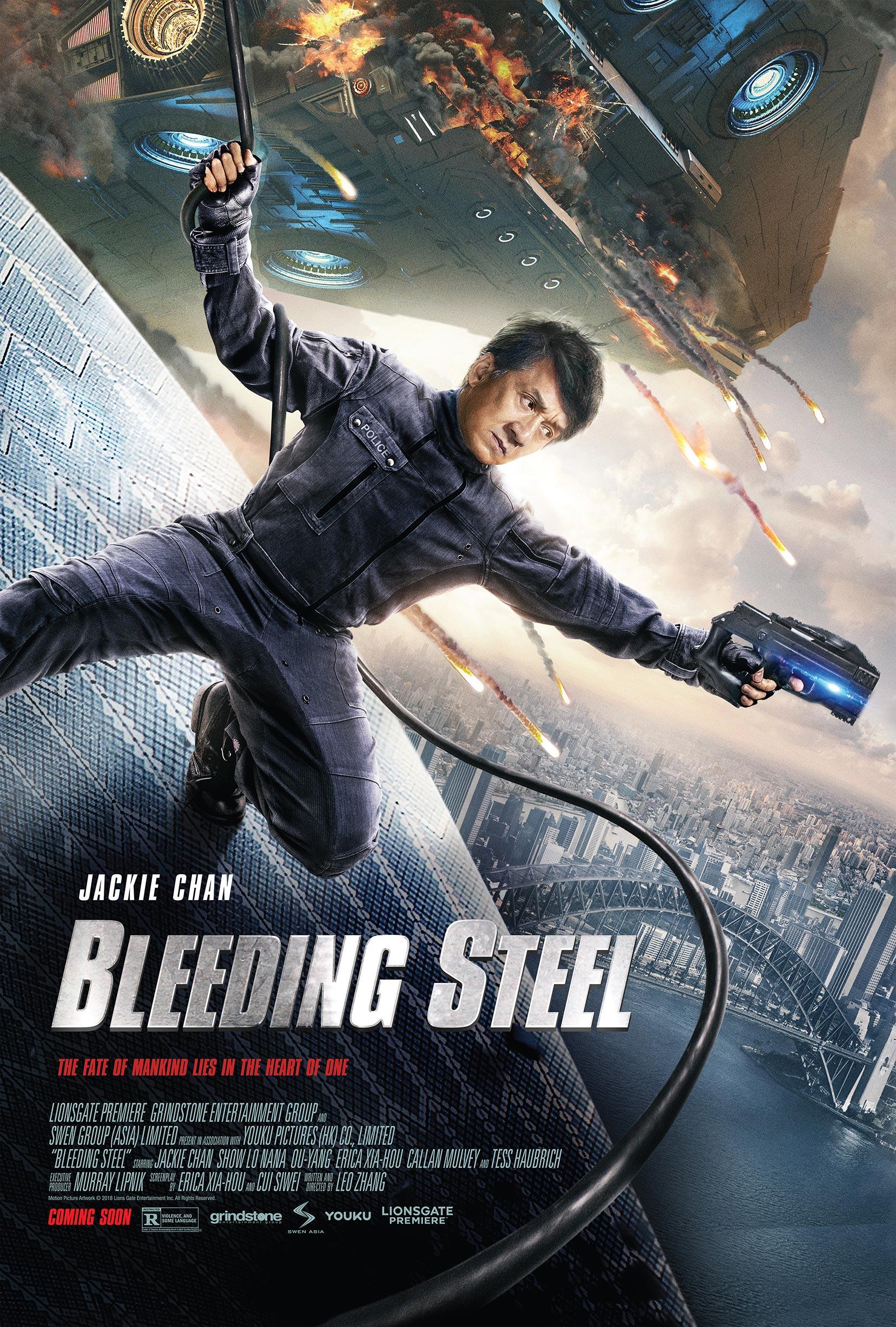 Bleeding Steel Poster #2