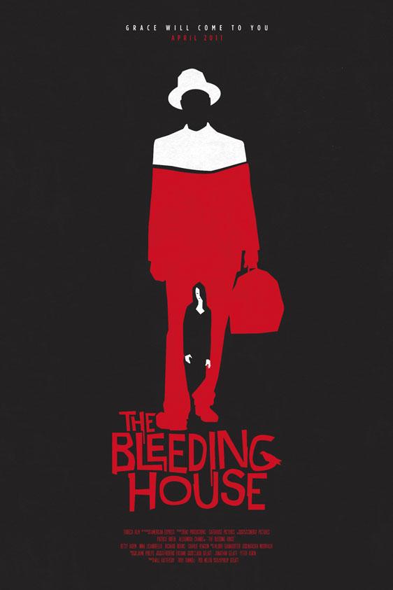 The Bleeding House Poster #1