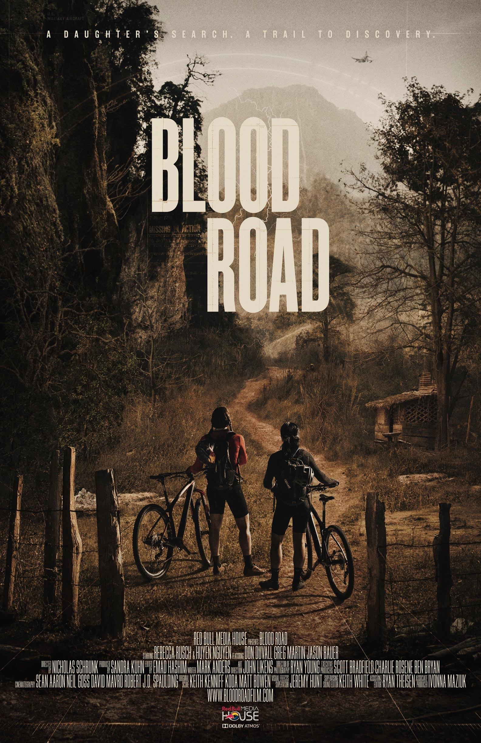 Blood Road Poster #1