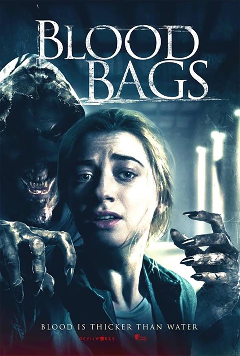 Blood Bags Poster #1