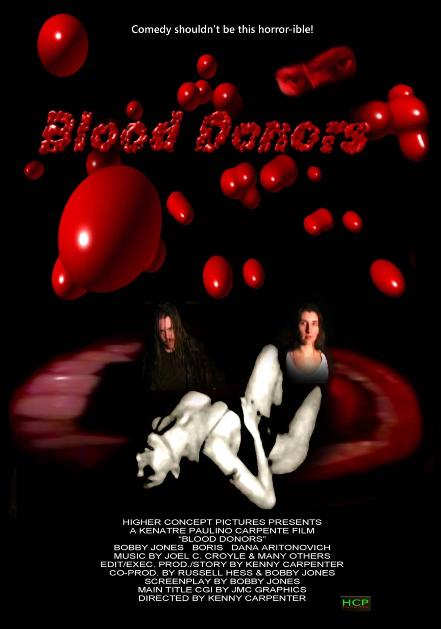 Blood Donors Poster #1