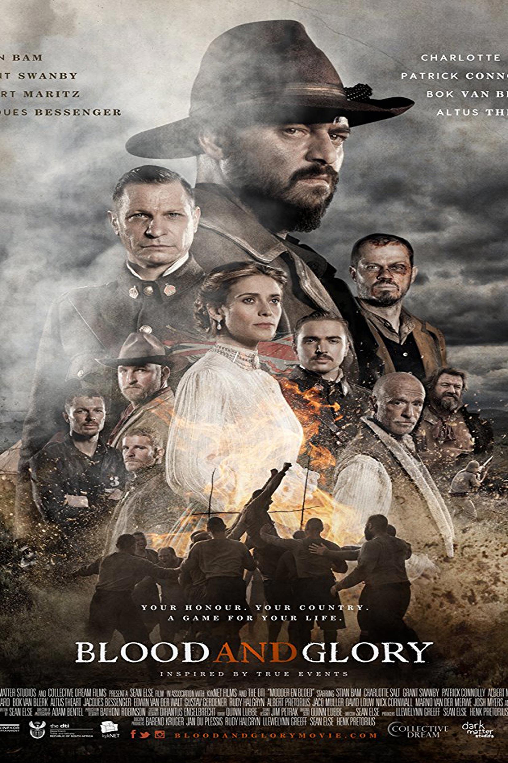 Blood & Glory Poster #1