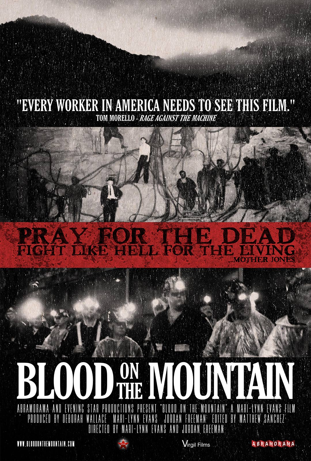 Blood on the Mountain Poster #1