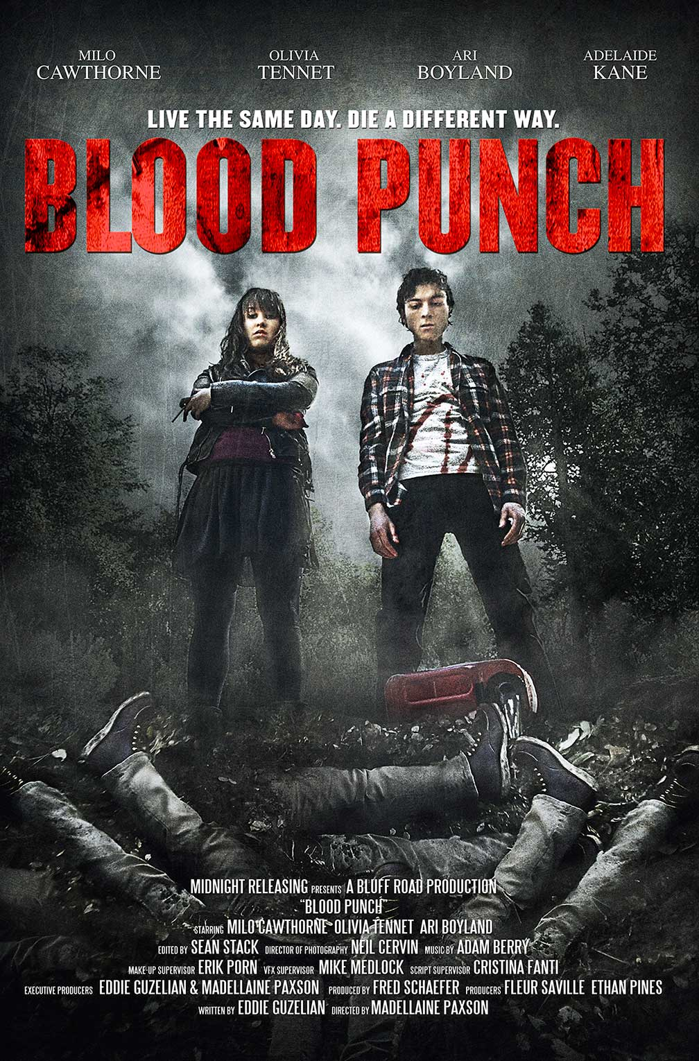 Blood Punch Poster #1