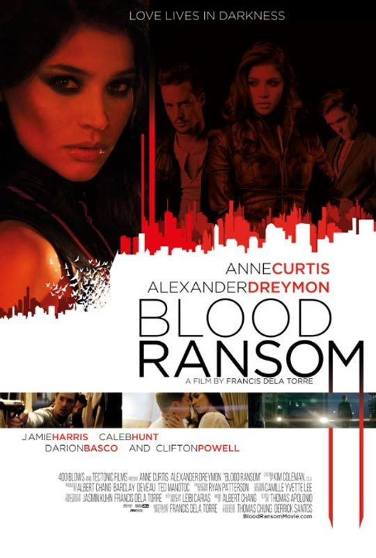 Blood Ransom Poster #1